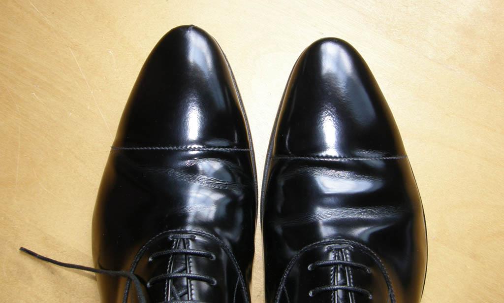 stange shoe creasing styleforum